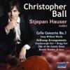 HAUSER & Christopher Ball - Christopher Ball: Music for Cello  artwork
