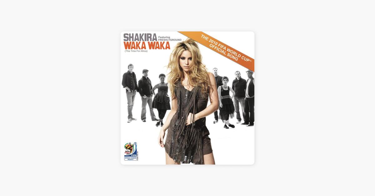 Shakira waka waka video free download