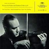 Tchaikovsky: Violin Concerto Op. 35, Wieniawski: Etude-Caprices Nos. 2, 4 & 5, Sarasate: Navarra, Op.33
