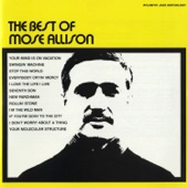 Mose Allison - Don't Forget To Smile