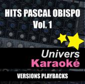 Hits Pascal Obispo, vol. 1 (versions playbacks)