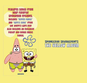 Various Artists - Spongebob Squarepants: The Yellow Album