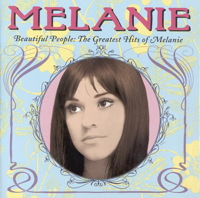 Melanie - Beautiful People: The Greatest Hits of Melanie artwork