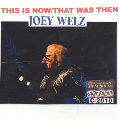 This Is Now, That Was Then - Joey Welz