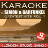 Karaoke Simon & Garfunkel Greatest Hits Vol. 1 - London Karaoke Studio Band