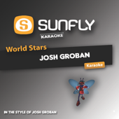 World Stars Karaoke - Josh Groban