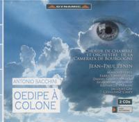 Camerata de Bourgogne Choir, Jean-Paul Penin & Camerata de Bourgogne Orchestra - Sacchini: Oedipe a Colone artwork