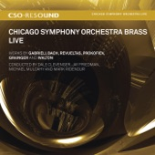 Chicago Symphony Orchestra, brass section/Mark Ridenour - Passacaglia and Fugue in C Minor, BWV 582 (arr. E. Crees)