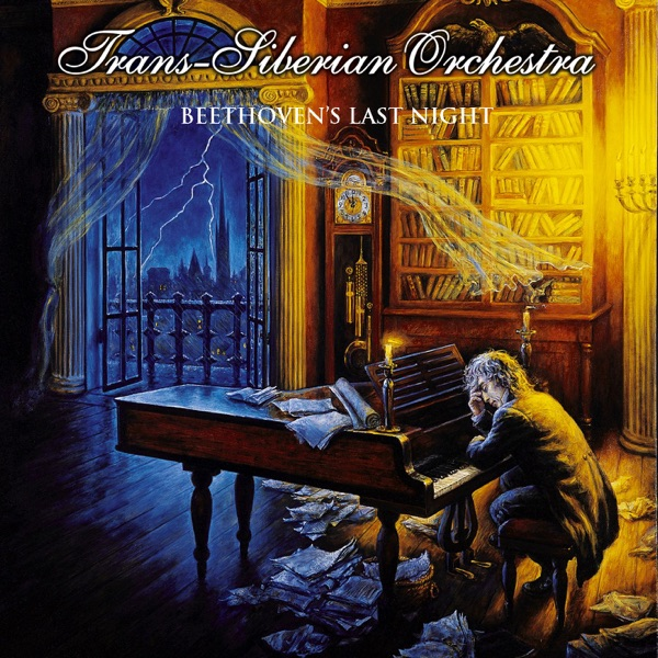 Beethoven's Last Night by Trans-Siberian Orchestra on Apple Music