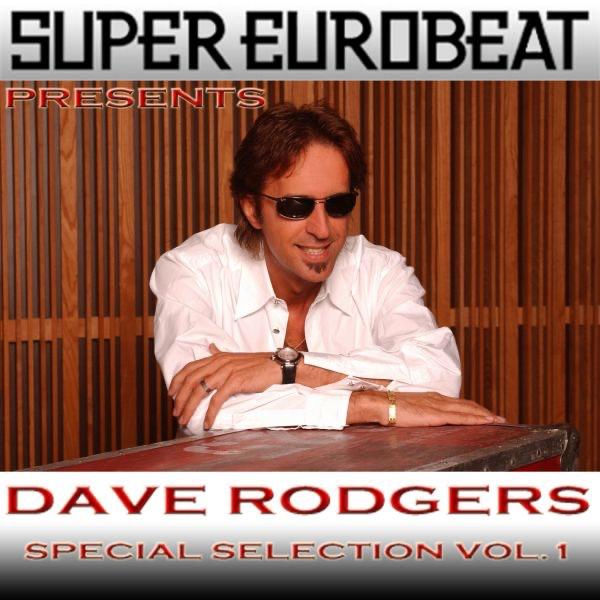 DAVE RODGERSの「SUPER EUROBEAT...