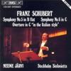 Schubert: Symphony No. 5 - Symphony No. 6 - Overture In C Major
