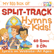 My Big Box of Split Track Hymns for Kids - The Wonder Kids