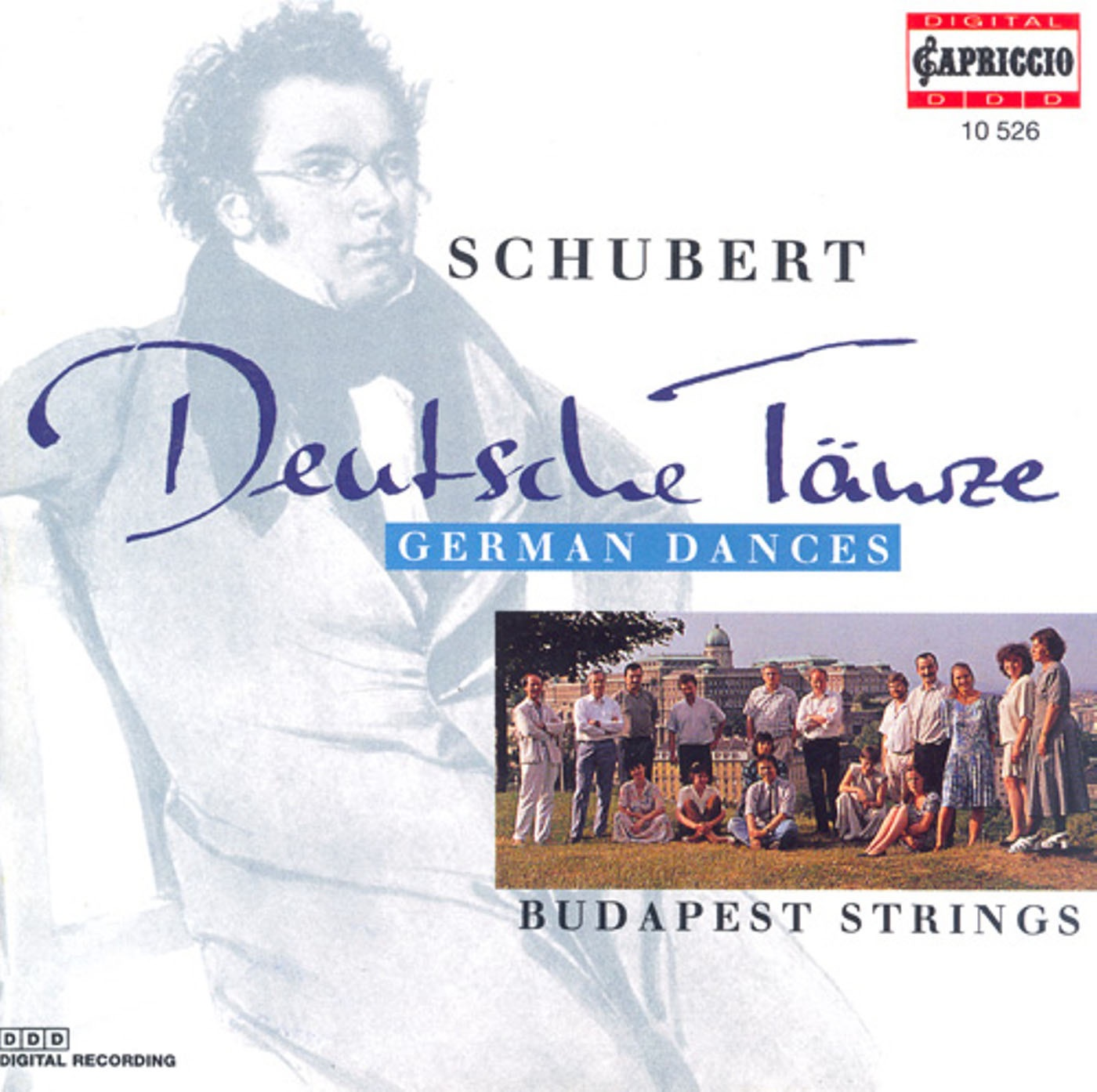 Schubert, F.: 5 German Dances - 5 Minuets and 6 Trios - 3 Kleine Stucke