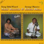Young Tabla Wizard Zakir Hussain & Sarangi Maestro Sultan Khan