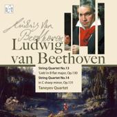 String Quartet No. 14 in C sharp Minor, Op. 131:VI. Adagio quasi un poco andante. VII. Finale: Allegro