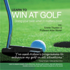 Professor Aidan Moran - Learn to Win at Golf: Doing Your Best When It Matters Most (Unabridged) artwork