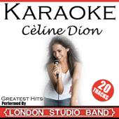 Karaoke Celine Dion Greatest Hits