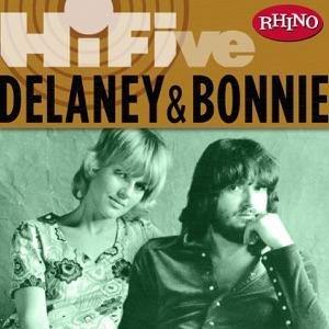 Rhino Hi-Five - Delaney & Bonnie - EP