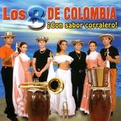 Los 8 de Colombia - Mosaico Corralero #2: La Cumbiamberita / Ramita De Matimbá / El Sapo / El Cebú