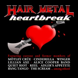 Hair Metal Heartbreak: A Tribute To 80's Rock/metal Ballads by Various  Artists on Apple Music