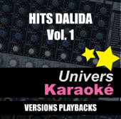 Hits Dalida, vol. 1 (Versions karaoké) - EP