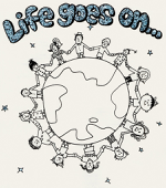 Life goes on/Dragon Ashジャケット画像