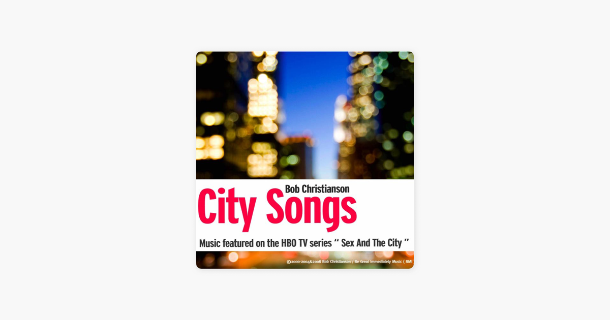 Sex and the city series songs