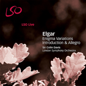 Elgar: Enigma Variations, Introduction & Allegro