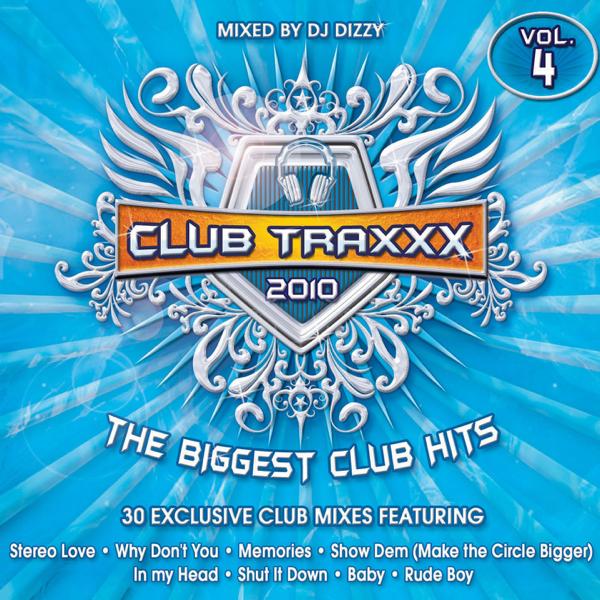 Clubtraxxx Vol 4 by DJ Dizzy on iTunes