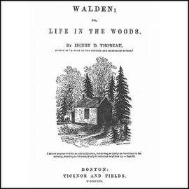Walden: Life in the Woods (Unabridged) audiobook