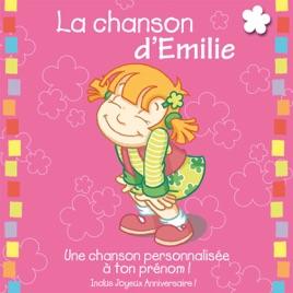 La Chanson Demilie By Leopold Et Mirabelle On Itunes