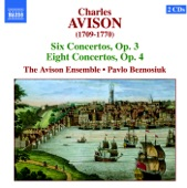 Avison: Concerti, Op. 3 and 4