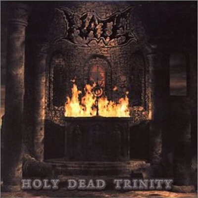 Holy Dead Trinity (Victims Ep / Lord Is Avenger Lp) - Hate