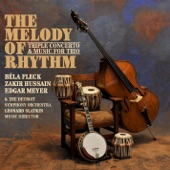 Bela Fleck, Zakir Hussein & Edgar Meyer - The Melody Of Rhythm, Movement 3