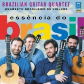 Edelton Gloeden - Cancao sertaneja (arr. for guitar quartet)