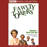 John Cleese and Connie Booth - Fawlty Towers, Volume 1: Basil the Rat artwork