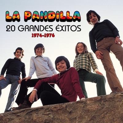20 Grandes Éxitos (1974-1976) - La Pandilla