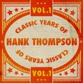 Hank Thompson - Yesterday's Girl