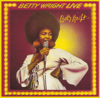 Betty Wright - Tonight Is the Night kunstwerk