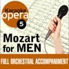 Karaoke Opera, Vol. 5: Mozart for Men - Bulgarian National Radio Symphony Orchestra, Czech Symphony Orchestra & Edward Pleasant