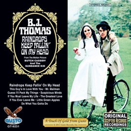 Raindrops Keep Fallin 39 On My Head By B J Thomas On Apple Music