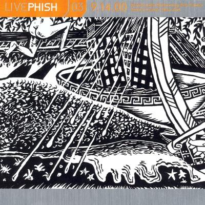 LivePhish, Vol. 3 9/14/00 (Darien Lake Peforming Arts Center, Darien Center, NY) - Phish