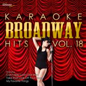 Karaoke Broadway Hits Vol. 18