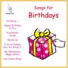 Songs for Birthdays - Kidzone