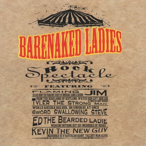 Art for Brian Wilson (LIVE) by Barenaked Ladies