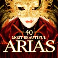 Various Artists - 40 Most Beautiful Arias artwork