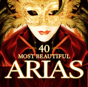 Various Artists - 40 Most Beautiful Arias