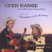 Open Range & the Stampede Swing Band - Wild Western Plains