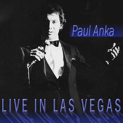 Live In las Vegas - Paul Anka