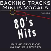 80's Hits Vol 153 (Backing Tracks)